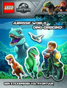 LEGO® Jurrasic World™ - De dinodreiging