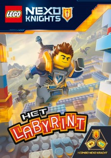 LEGO® Stickers: NEXO KNIGHTS™ - Het labyrint