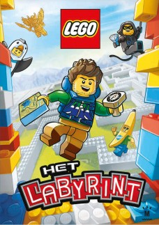 LEGO® Stickers: City - Het labyrint