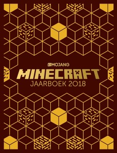 Minecraft jaarboek 2018