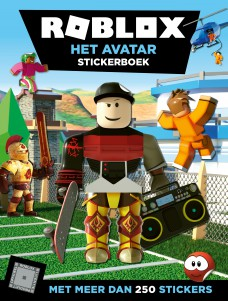Roblox - Het Avatar Stickerboek